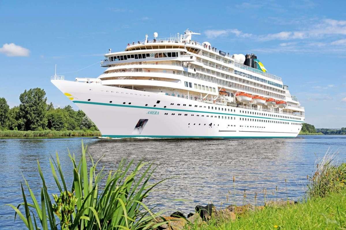 Erste Kreuzfahrten mit MS Amera buchbar