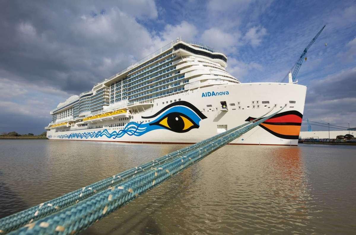 Feuer an Bord der AIDAnova - Vorpremierefahrten abgesagt!