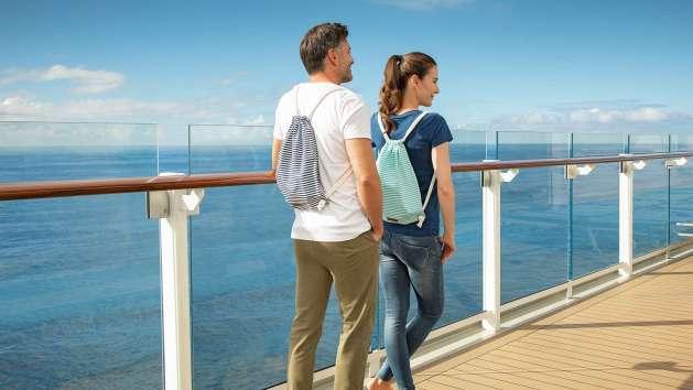 , TUI Cruises hat, was alle suchen: Geschenkideen für Weltenbummler – Mein Schiff Adventskalender mit tollen Gewinnen