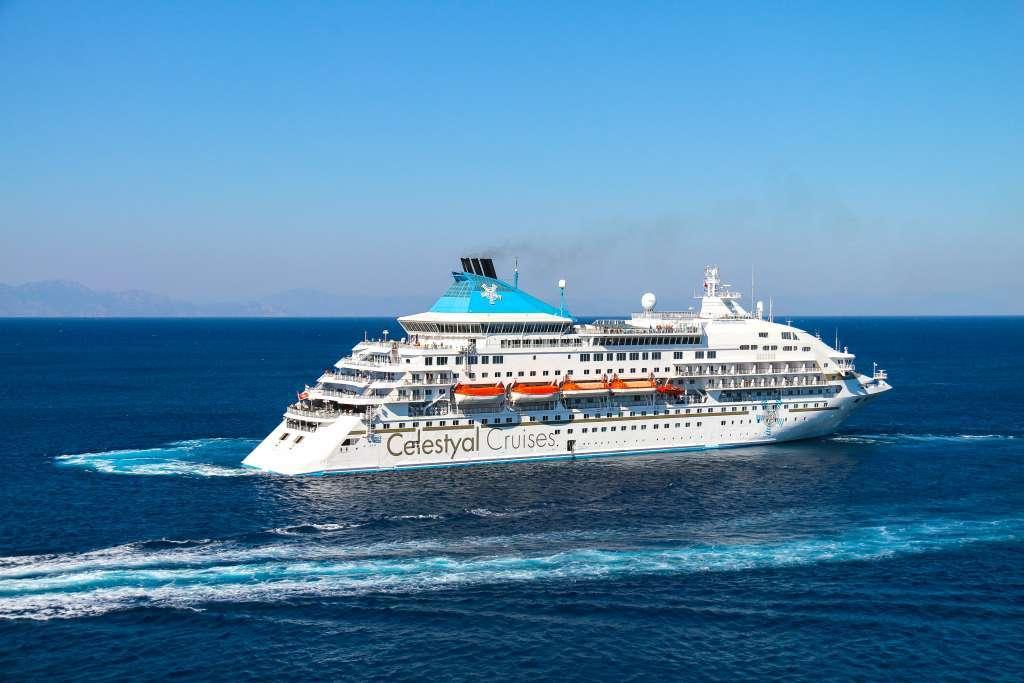 Celestyal Cruises erhält Cruise Critic (350000 Schiffs- Bewertungen)-Auszeichnung für den besten Service