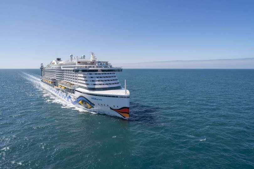 AIDA Cruises Transkreuzfahrten