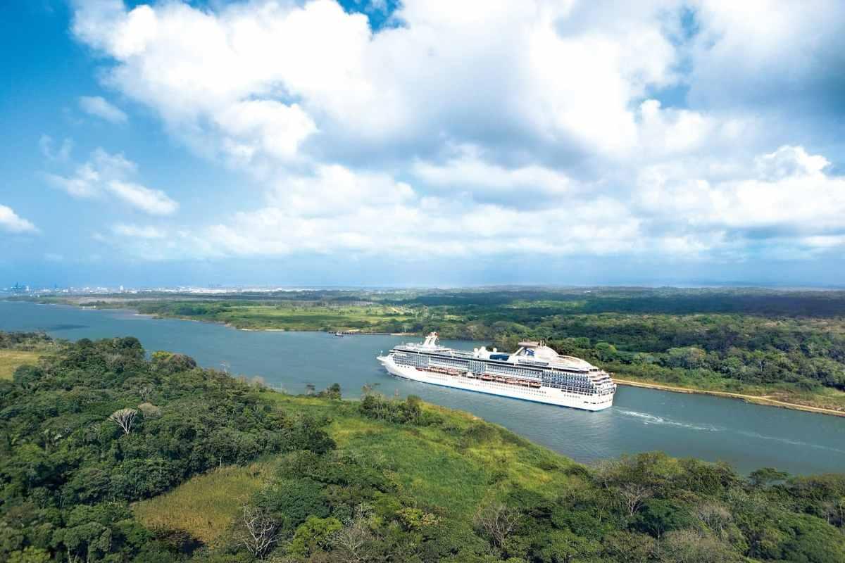 Princess Cruises: Traumstrände und ewiges Eis