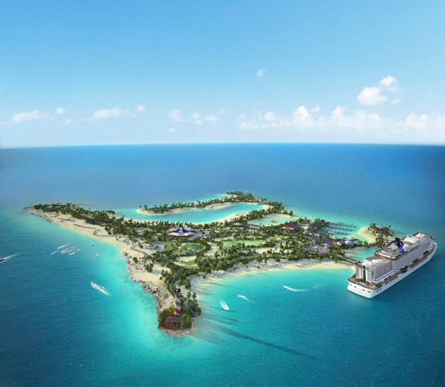 MSC Privatinsel Ocean Cay
