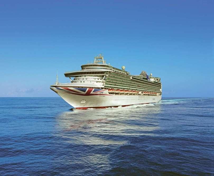 P&O Cruises Tarife