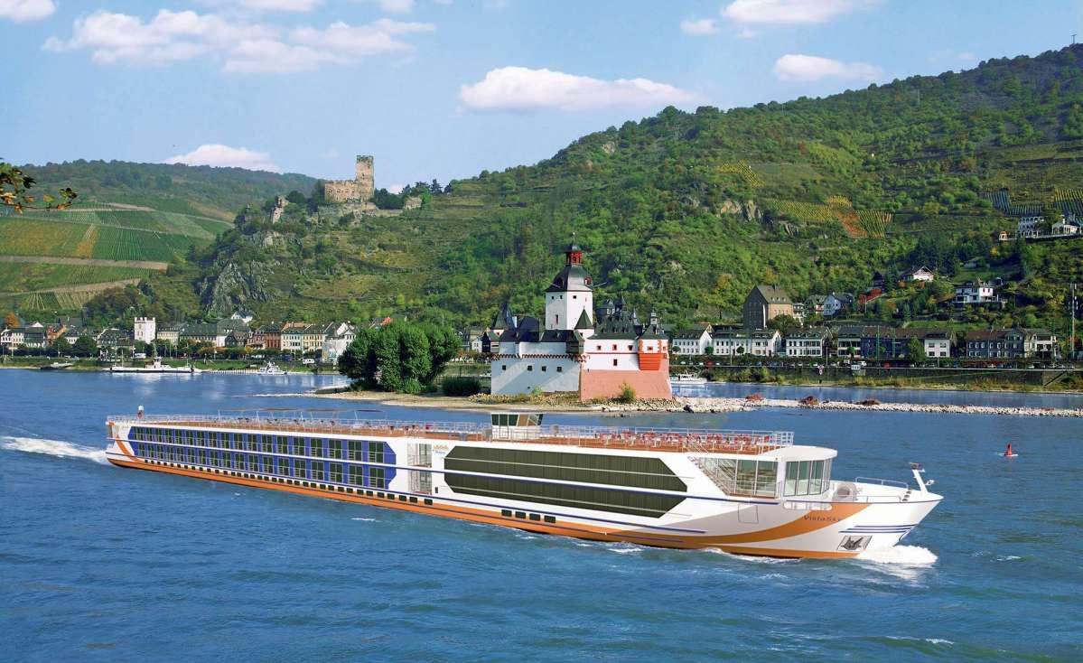 1AVista Reisen präsentiert Schiffsneubau VistaSky