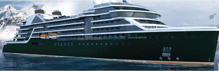Seabourns neue Schiffe: Design von Tihany & Umwelttechnik von Wärtsila