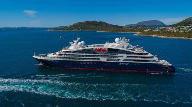 , Flottenwachstum bei PONANT – Neue Kreuzfahrtyacht Le Dumont-d'Urville übernommen