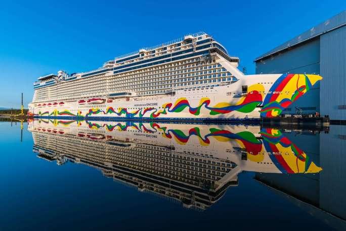 Norwegian Cruises Line Reisebasagen