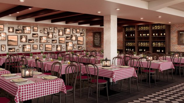 Neues Restaurant auf AIDAcosma