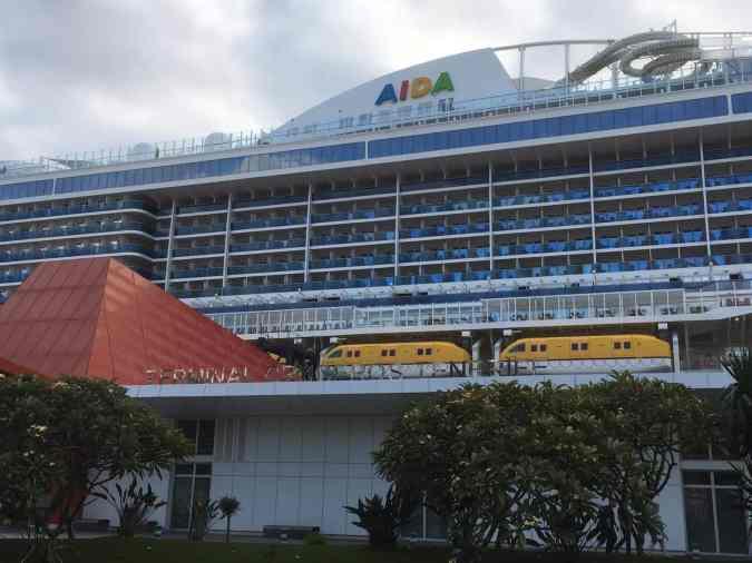 AIDA Cruises / AIDAnova