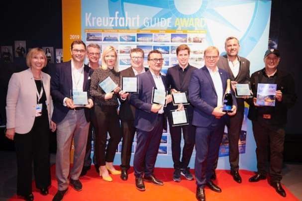 Kreuzfahrt Guide Award