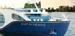 , Saga Cruises erweitert Flussgeschäft  mit Neubau…
