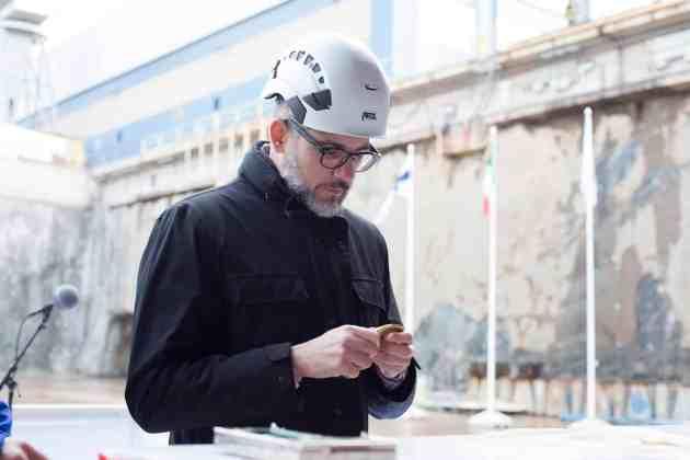 Zweites LNG Schiff für Costa Kreuzfahrten Costa Toscana, Costa Toscana: Rumpfmontage beginnt…