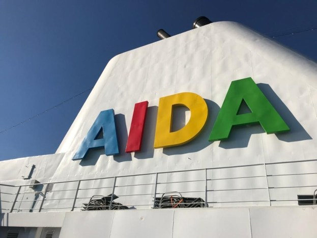 AIDA wieder erreichbar