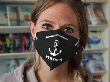 Mund Schutz Maske
