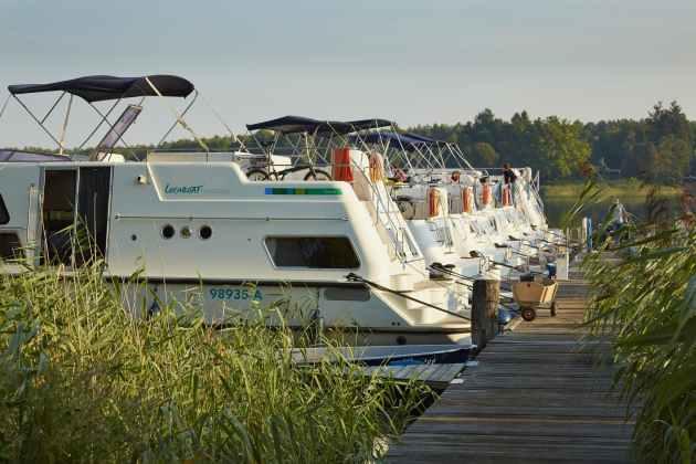 Hausboot Urlaub in Deutschland