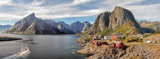 Norwegen verlängert Beschränkungen bis 20.08.