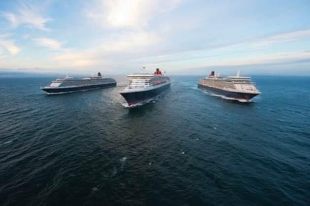 Cunard verlängert Betriebspause