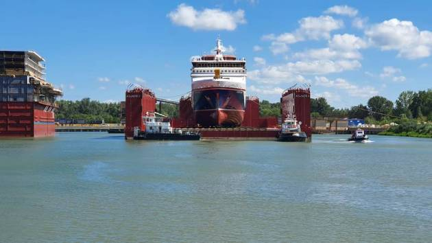 HL Cruises Hanseatic spirit
