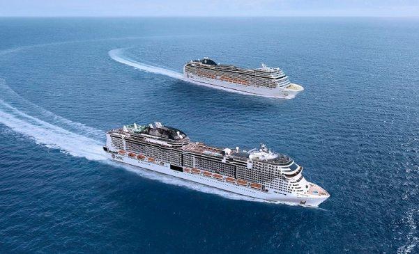 MSC Cruises startet