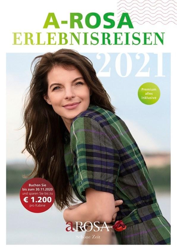 A-Rosa Katalog 2021