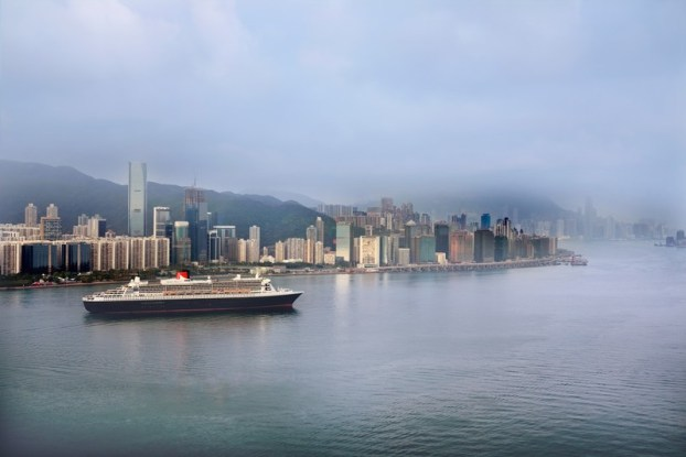 Cunard Weltreise 2020