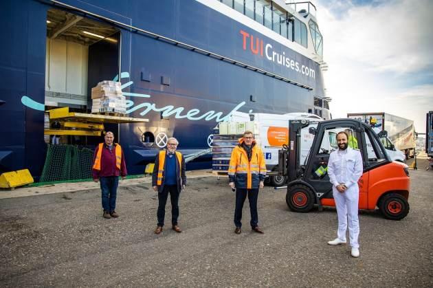 Tui Cruises news