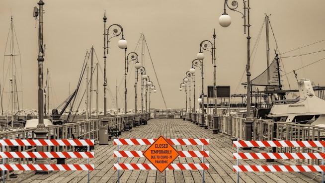 Kreuzfahrten Lockdown