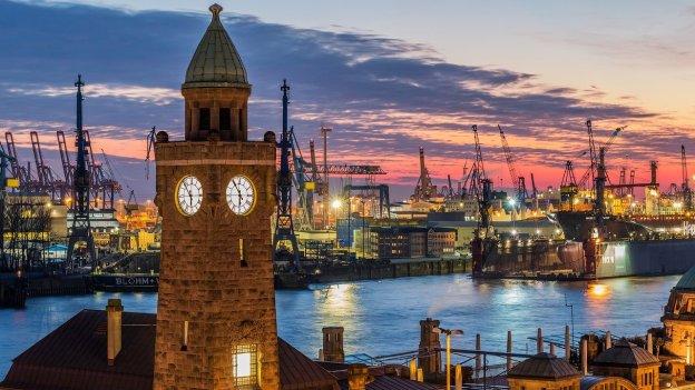 Hamburg Lanstrom