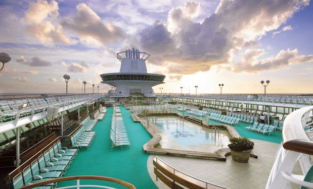 Royal Caribbean verkauft Schiffe