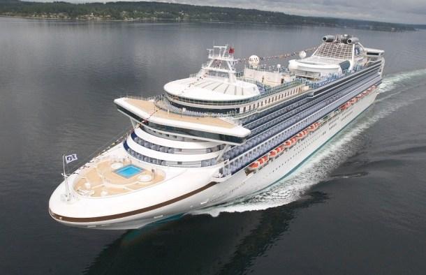 Antarktis-Kreuzfahrt Princess Cruises