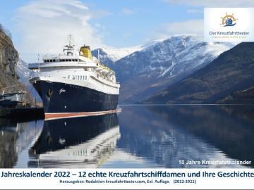 Kreuzfahrtkalender 2022