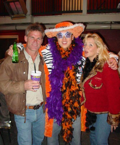 Krewe Babalu Galveston Annual Den Party