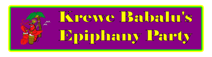 Krewe Babalu Galveston Epiphany Party