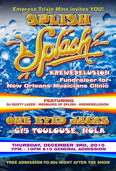 New Orleans Musicians Clinic Fundraiser