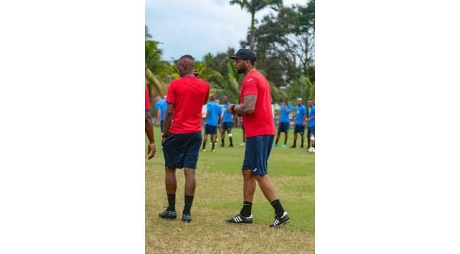 #FootballMatnik : Frédéric PIQUIONNE et son rôle de manager général au sein de la sélection de Martinique.
