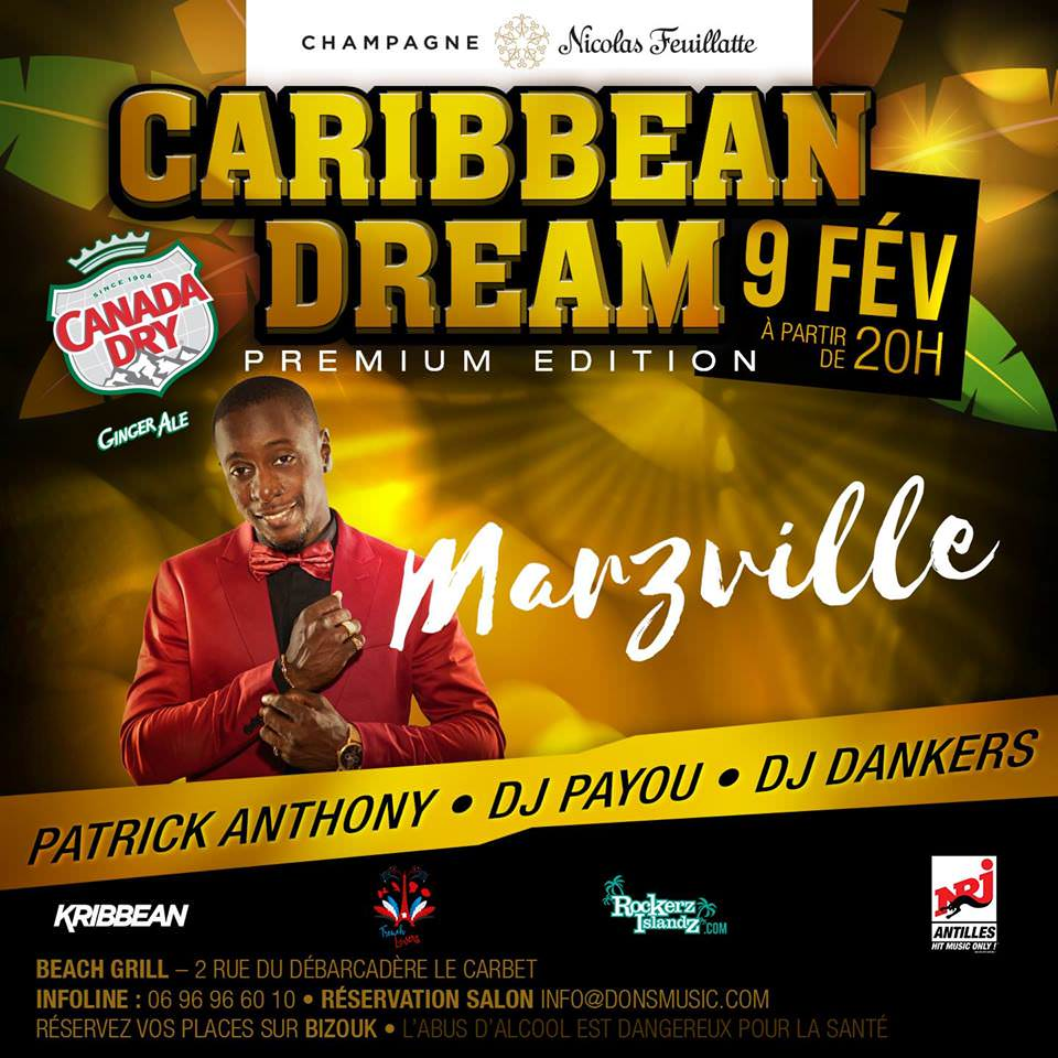 CaribbeanDream Marville PatrickAnthony DjPayou DjDankers Martinique