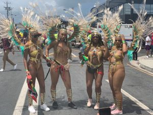 Carnival masband