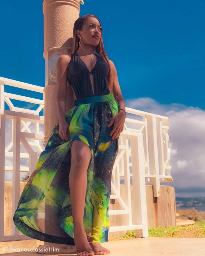 aisha noel trinidadian soca artist