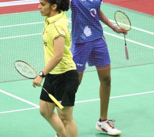 Saina Nehwal vs P.V. Sindhu