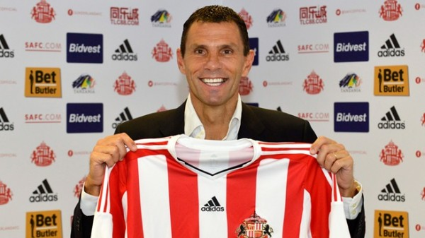 Poyet and Sunderland