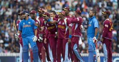 West Indies tour of India