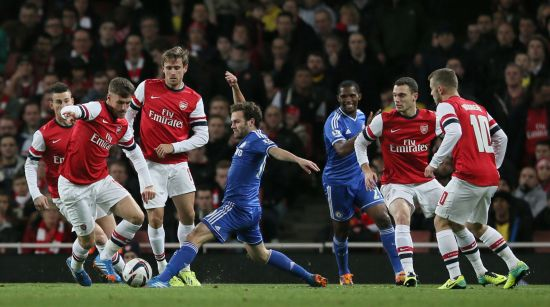 Chelsea vs Arsenal