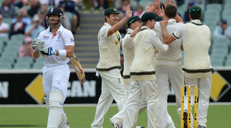 ashes series second match photo