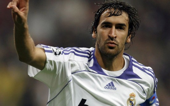 Raúl González Blanco Leading Goal-Scorers in the UEFA Champions' League