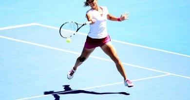 Li Na Australian Open Final