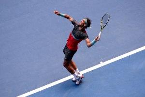 Nadal Australian Open Quarterfinal