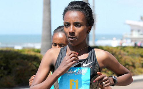 Farah and Dibaba