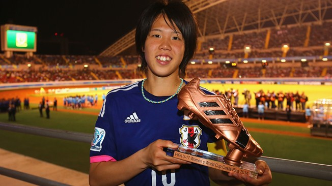 Japanese Angels Crowned FIFA U-17 Women's 2014 World Cup Champions