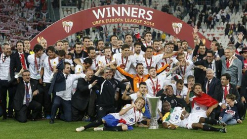 Sevilla Europa League 2014